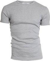t-shirt 1pack semi body fit ronde hals (0301N)