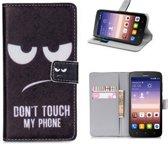 Huawei Ascend Y625 Portemonnee Hoesje Case My Phone