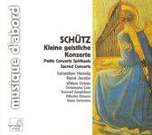 Kleine Geistliche Konzerte (Hennig, Jacobs)