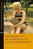 Wetenschapsfilosofie in context - Kernthema's in de literatuur- en cultuurwetenschap