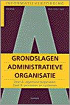 GRONDSL.ADMINISTR.ORGAN.DL.A+B(PAP)INFORMATIEVERZORG. FUNCTION. PROCES