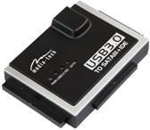 Media-Tech Multi Adapter Voor Harde Schijven en Optische Drives USB 3.0