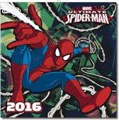 Spiderman Kalender 2016