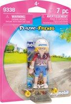 PLAYMOBIL Longboard skater -9338