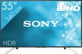 De Sony KD-55XF7596 - 4K TV