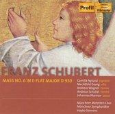 Schubert:Mass No.6 In E-Flat 1-Cd