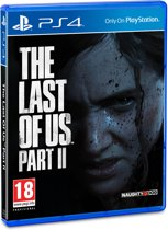 Cover van de game The Last of Us 2 - PS4