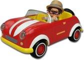 Silverlit Monchhichi Auto met Willow figuur - Speelfigurenset