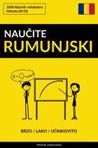 Naučite Rumunjski - Brzo / Lako / Učinkovito