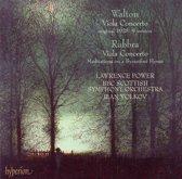 Walton / Rubbra: Viola Concertos
