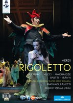 Rigoletto, Parma 2008