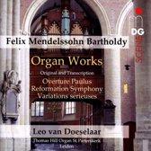 Organ Works: Mendelssohn In London