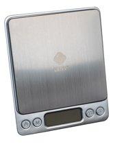 Digitale Precisie Sieraden Weegschaal/Keukenweegschaal - 5,3cm  - 0,01g t/m 500g