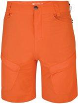 Dare 2b-Tuned In II Short-Outdoorbroek-Mannen-MAAT XXL-Oranje