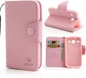 Samsung Galaxy Core i8260 MLT Style Wallet Stand Case Lichtroze