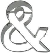 Uitsteker RVS - &-teken / ampersand - 7cm - St�dter