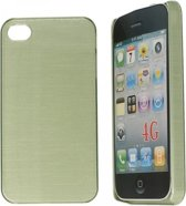 iPhone 4 Hoesje - Special Edition Hard Case Groen