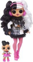 Afbeelding van L.O.L. Surprise Top Secret Winter Disco Dollface - Modepop speelgoed