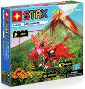 STAX Hybrid Rode Draak bouwen met licht en geluid