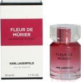 Karl Lagerfeld Fleur de Mûrier Eau de Parfum Spray 50 ml