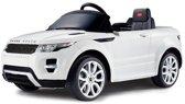 Range Rover elektrische auto - Rastar Range Rover Evoque accu auto