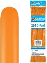 Q-Pak Oranje 260Q (50 stuks)