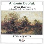 String Quartets Op.8 & 9