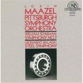 Schuman: Symphony No.7, Balada: Ste