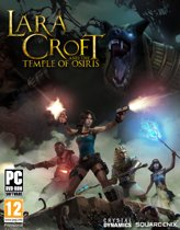 PC DVD Lara Croft and The Temple of Osiris: Gold Edition