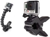 Flexibele Arm & Klem / Jaws Flex Clamp / type JKV1 (GoPro / SJCAM / Denver / Rollei)