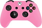 Silicone Hoes / Skin voor XBOX ONE Controller - Roze
