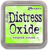 Tim Holtz Distress Oxide Twisted Citron