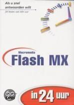 Macromedia Flash Mx In 24 Uur
