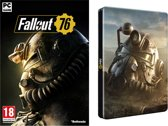 Fallout 76 Steelbook Pack PC