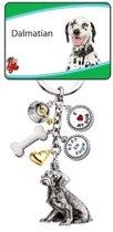 Little Gifts sleutelhanger Dalmatier