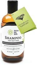MakeMeBio® Shampoo For Oily Hair 250ml.