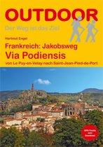 Conrad Stein Verlag Wandelgids Frankrijk: Jakobsweg Via Podiensis (128) 11.A 2018 - 2016 10e editie