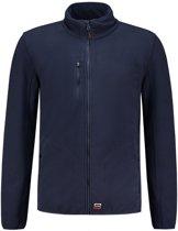 Tricorp 301012 Sweatvest Fleece Luxe Blauw maat L