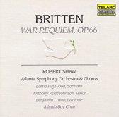 Britten: War Requiem / Shaw, Atlanta SO & Chorus