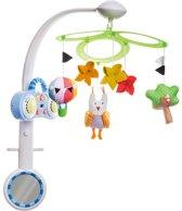 Taf Toys Muziekmobiel MP3 stereo mobiel Uil Met licht en geluid - losse mp3 speler