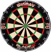 Dartbord WINMAU BLADE 5 Bristle wedstrijd -: Winmau