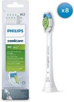 Philips Sonicare HX6068/12 Optimal White - Opzetborstels - 8 stuks