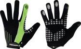 Merida Fietshandschoenen M Met Touchscreen Zwart Groen