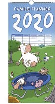 Ritstier Familieplanner 2020