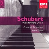 Schubert: Music for Piano Duet, Vol. 1
