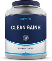 Body & Fit Clean Gains - 2250 gram - strawberry
