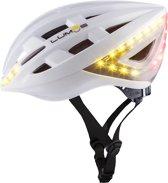 Lumos Helmets White