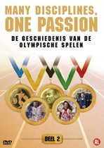 Olympische Spelen - De Geschiedenis (deel 2)