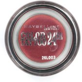 Maybelline Color Tattoo Oogschaduw 70 Metallic Pomegranate