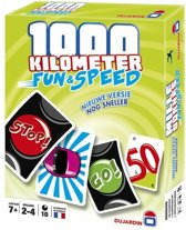 1000 Kilometers - Fun 'n Speed (Dujardin) - Kaartspel